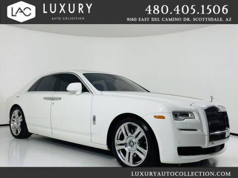 2016 Rolls-Royce Ghost for sale at Luxury Auto Collection in Scottsdale AZ
