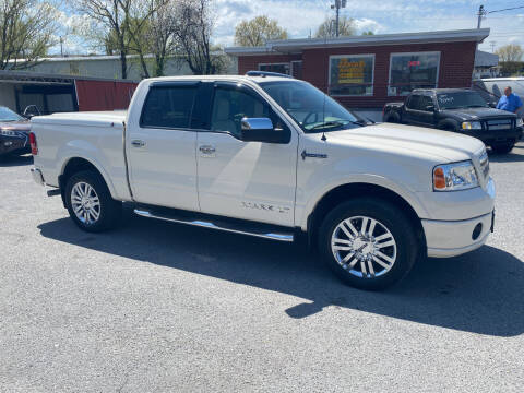 2008 Lincoln Mark LT for sale at Lewis Used Cars in Elizabethton TN
