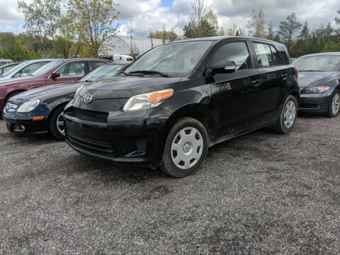 2008 Scion xD for sale at Village Car Company in Hinesburg VT