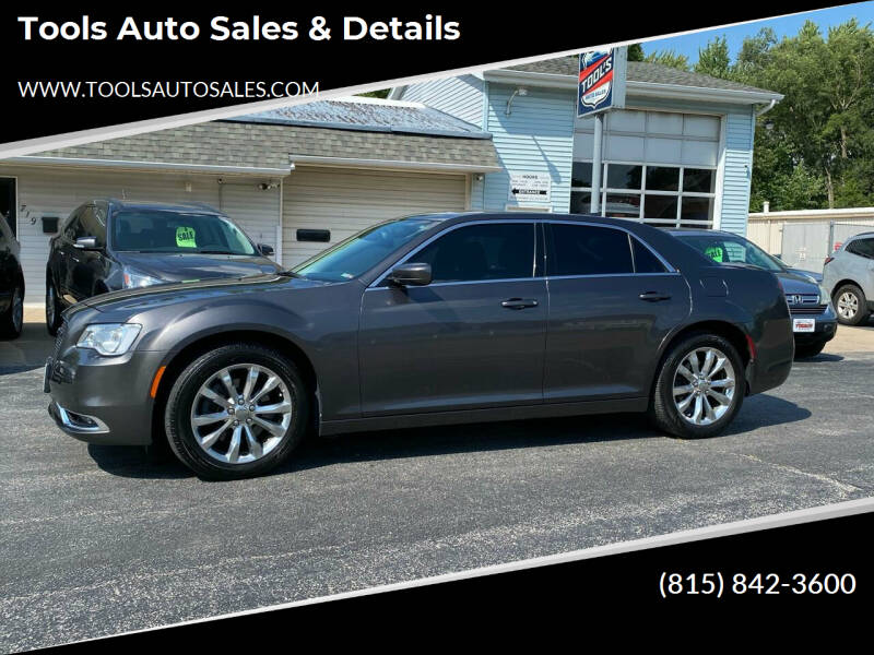 2015 Chrysler 300 for sale at Tools Auto Sales & Details in Pontiac IL
