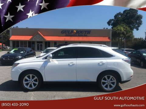 2011 Lexus RX 350 for sale at Gulf South Automotive in Pensacola FL