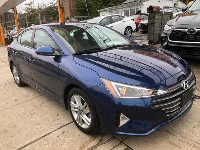 2020 Hyundai Elantra for sale at Sylhet Motors in Jamaica NY