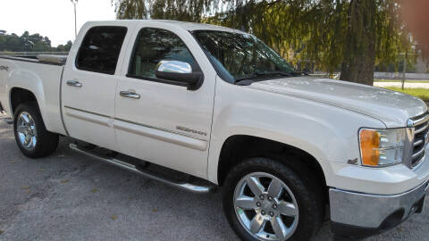 2012 GMC Sierra 1500 for sale at Haigler Motors Inc in Tyler TX