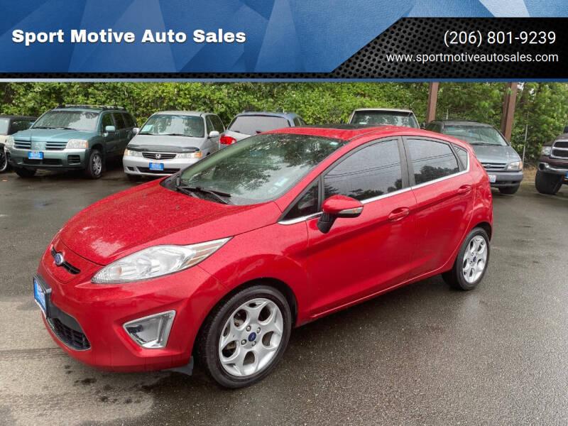 2011 Ford Fiesta for sale in Seattle, WA