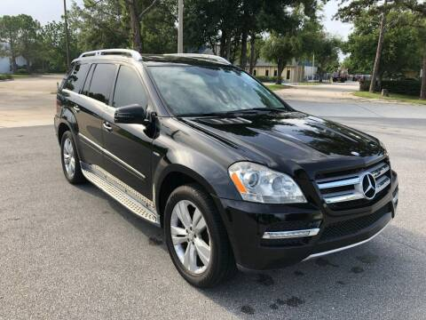 2011 Mercedes-Benz GL-Class for sale at Global Auto Exchange in Longwood FL