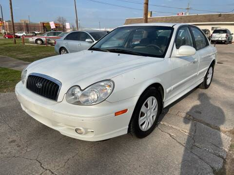 2005 Hyundai Sonata for sale at Texas Select Autos LLC in Mckinney TX