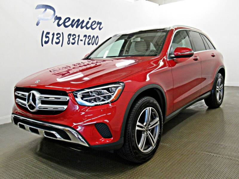 2020 Mercedes-Benz GLC for sale at Premier Automotive Group in Milford OH