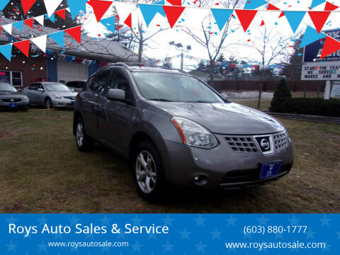 2010 Nissan Rogue for sale at Roys Auto Sales & Service in Hudson NH