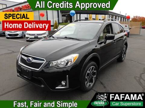 2017 Subaru Crosstrek for sale at FAFAMA AUTO SALES Inc in Milford MA