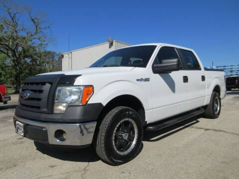 2011 Ford F-150 for sale at Quality Investments in Tyler TX