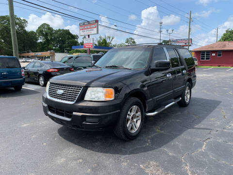 2003 Ford Expedition for sale at Sam's Motor Group in Jacksonville FL