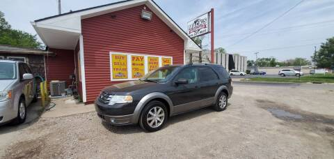 2008 Ford Taurus X for sale at Mack's Autoworld in Toledo OH
