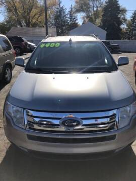 2008 Ford Edge for sale at Al's Linc Merc Inc. in Garden City MI