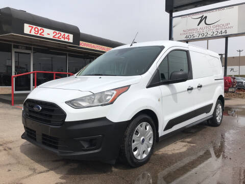 2019 Ford Transit Connect Cargo for sale at NORRIS AUTO SALES in Oklahoma City OK