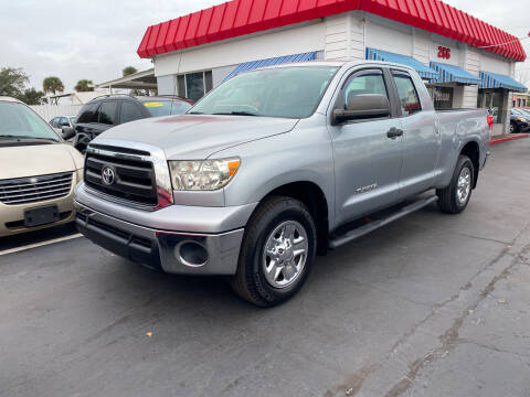 2010 Toyota Tundra for sale at Riviera Auto Sales South in Daytona Beach FL