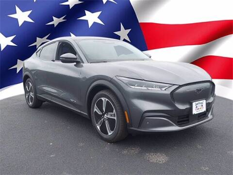 2021 Ford Mustang Mach-E for sale at Gentilini Motors in Woodbine NJ