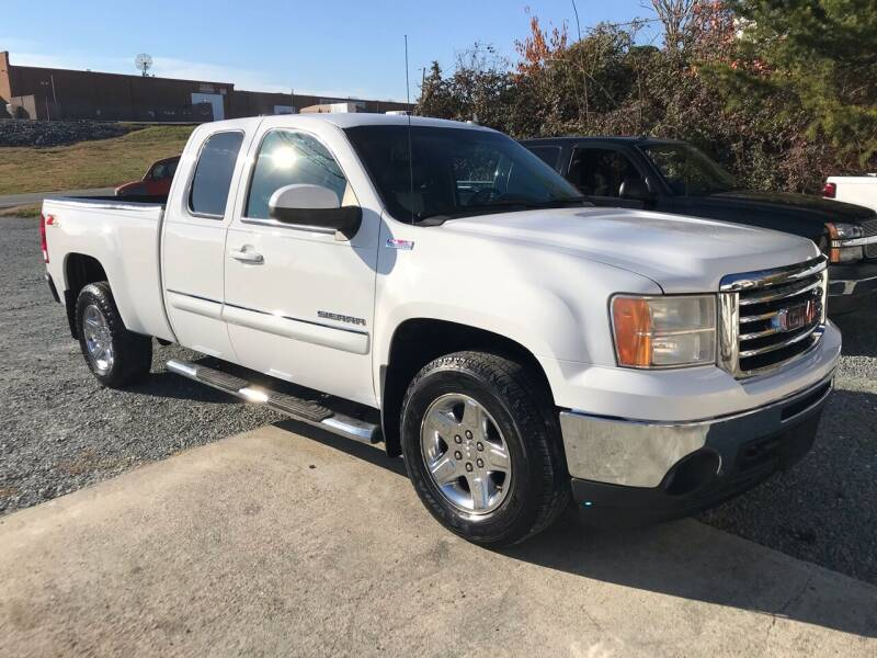 2011 GMC Sierra 1500 for sale at Clayton Auto Sales in Winston-Salem NC