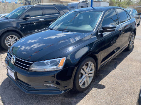 2015 Volkswagen Jetta for sale at Nations Auto Inc. II in Denver CO