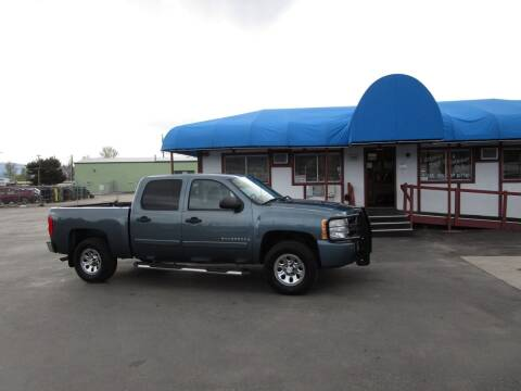2008 Chevrolet Silverado 1500 for sale at Jim's Cars by Priced-Rite Auto Sales in Missoula MT