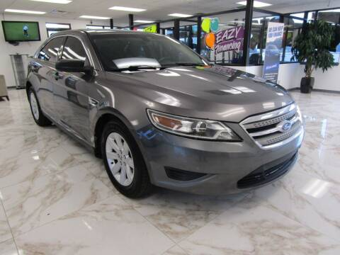 2011 Ford Taurus for sale at Dealer One Auto Credit in Oklahoma City OK