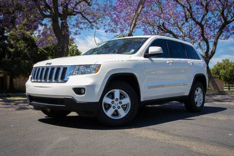 2012 Jeep Grand Cherokee for sale at Southern Auto Finance in Bellflower CA