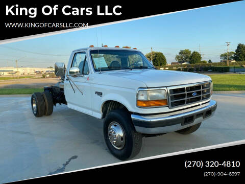 1996 Ford F-450 for sale at King of Cars LLC in Bowling Green KY