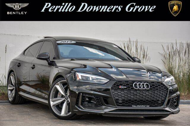 2019 Audi RS 5 Sportback for sale in Downers Grove, IL