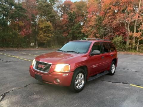 2004 GMC Envoy for sale at Pristine Auto in Whitman MA