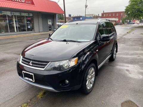 2009 Mitsubishi Outlander for sale at Midtown Autoworld LLC in Herkimer NY