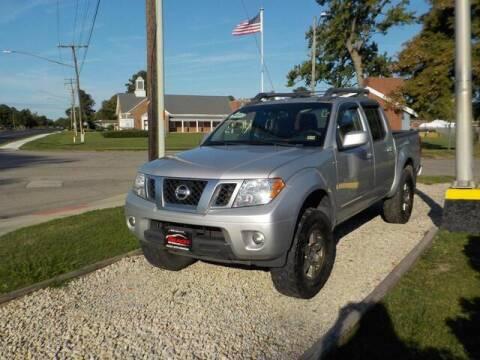 2013 Nissan Frontier for sale at Beach Auto Brokers in Norfolk VA