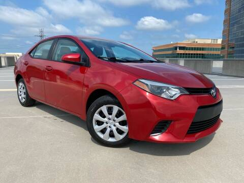 2014 Toyota Corolla for sale at Car Match in Temple Hills MD