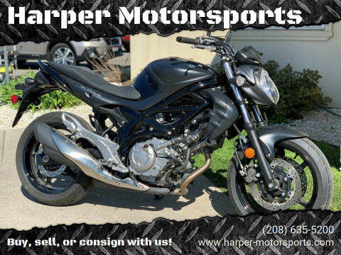 2013 Suzuki Gladius 650 for sale at Harper Motorsports in Post Falls ID