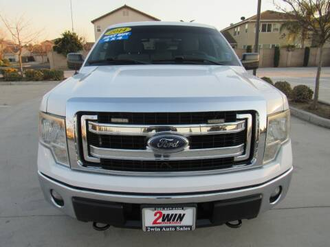 2014 Ford F-150 for sale at 2Win Auto Sales Inc in Oakdale CA