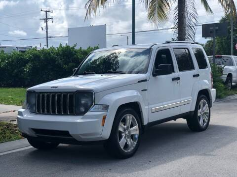 2012 Jeep Liberty for sale at L G AUTO SALES in Boynton Beach FL