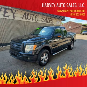 2010 Ford F-150 for sale at Harvey Auto Sales, LLC. in Flint MI