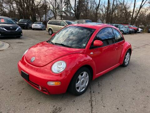 2000 Volkswagen New Beetle for sale at Station 45 Auto Sales Inc in Allendale MI