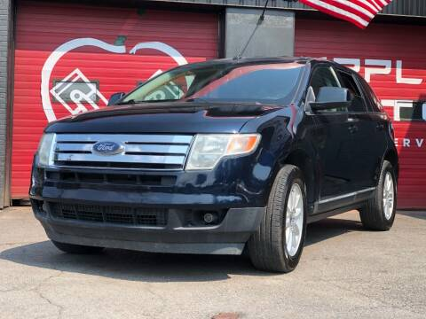 2010 Ford Edge for sale at Apple Auto Sales Inc in Camillus NY