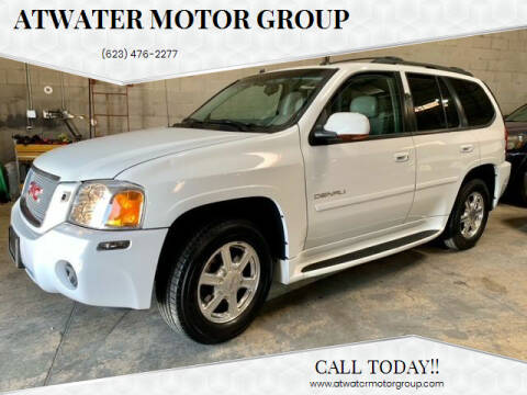 2005 GMC Envoy for sale at Atwater Motor Group in Phoenix AZ