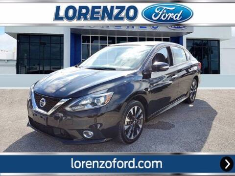 2019 Nissan Sentra for sale at Lorenzo Ford in Homestead FL