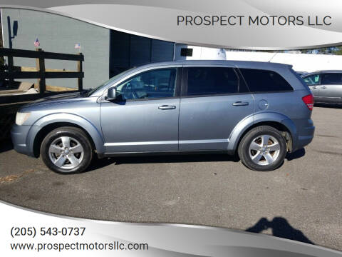2009 Dodge Journey for sale at Prospect Motors LLC in Adamsville AL