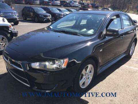 2014 Mitsubishi Lancer for sale at J & M Automotive in Naugatuck CT