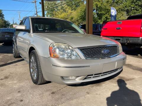 2006 Ford Five Hundred for sale at King Louis Auto Sales in Louisville KY