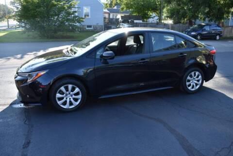 2020 Toyota Corolla for sale at Absolute Auto Sales, Inc in Brockton MA