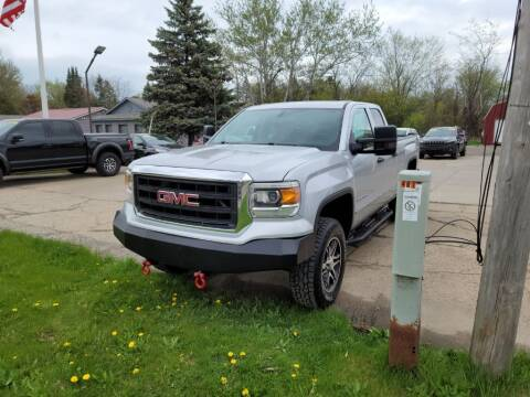 2014 GMC Sierra 1500 for sale at Clare Auto Sales, Inc. in Clare MI