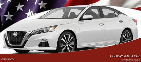 2019 Nissan Altima for sale at Holiday Rent A Car in Hobart IN