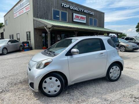 2012 Scion iQ for sale at Top Quality Motors & Tire Pros in Ashland MO
