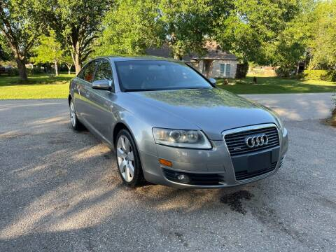 2006 Audi A6 for sale at CARWIN MOTORS in Katy TX