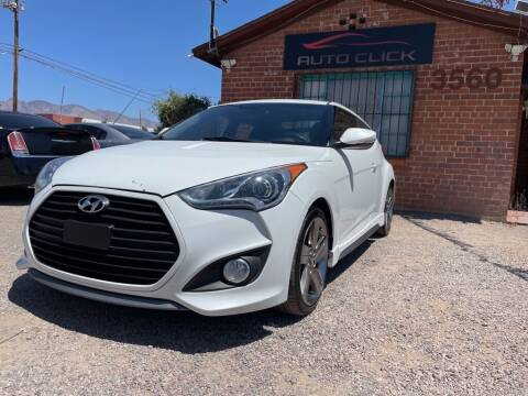 2013 Hyundai Veloster for sale at Auto Click in Tucson AZ