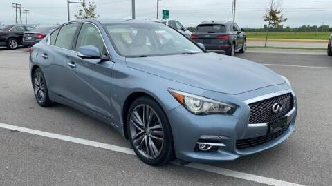 2014 Infiniti Q50 for sale at Napleton Autowerks in Springfield MO