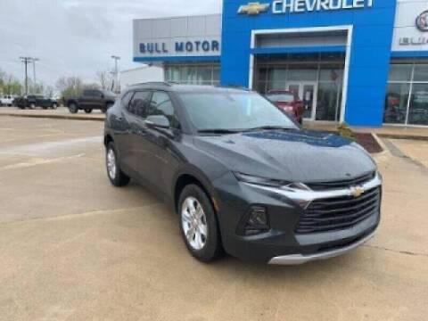 2020 Chevrolet Blazer for sale at BULL MOTOR COMPANY in Wynne AR